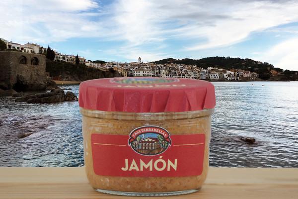 Paté Jamon - Schinken Pastete