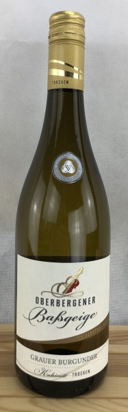 Weingut WG Oberbergen Grauburgunder trocken