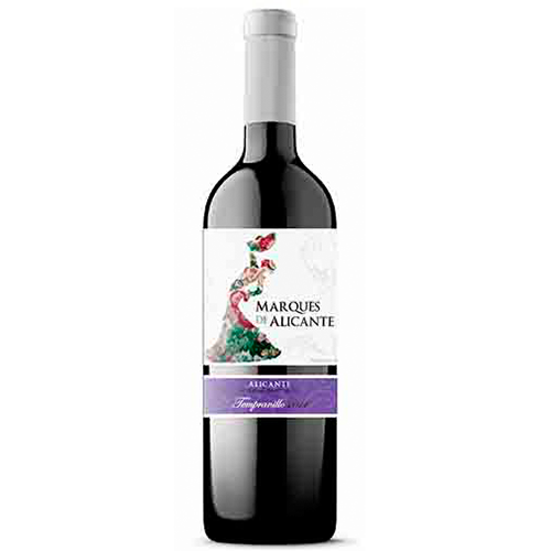 Marques de Alicante Tempranillo barrica