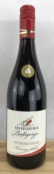 Weingut WG Oberbergen Spätburgunder trocken