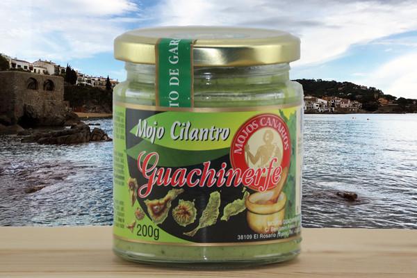 Mojo de cilantro - Gewürzsauce mit Koriander