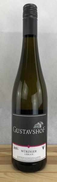 Weingut Gustavshof - BIOWEIN Würziger lieblich