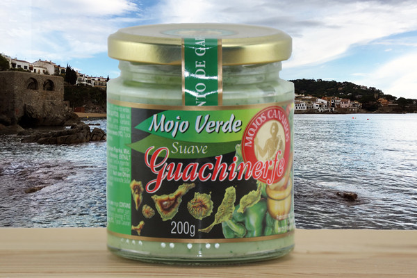 Mojo Verde Suave - Grüne Gewürzsauce sämig