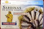 Sardina en Aceite - Sardinen in Olivenöl