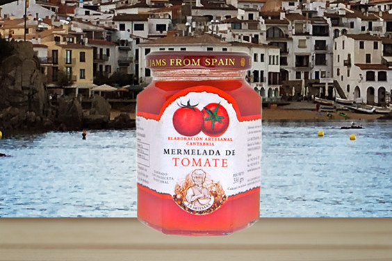 La Artesana Mermelada Tomate - Tomatenkonfitüre