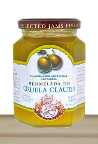 La Artesana Mermelada Ciruela - grüne Pflaumenkonfitüre