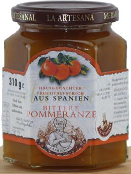 La Artesana Mermelada Naranja amarga - Bitterorange Konfitüre