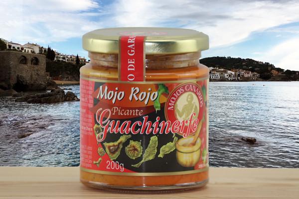 Mojo Rojo Picante - Rote Sauce Pikant