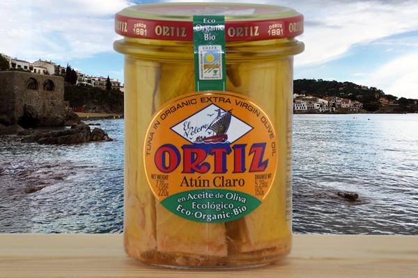 Atun Claro Bio Aceite - Thunfisch Bio in Olivenöl DE-ÖKÖ-34