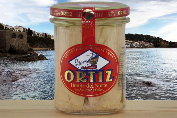 Bonito Norte Aceite Oliva - weißer Thunfisch in Olivenöl