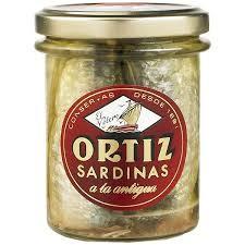 Sardina en Aceite Oliva - Sardinen in Olivenöl
