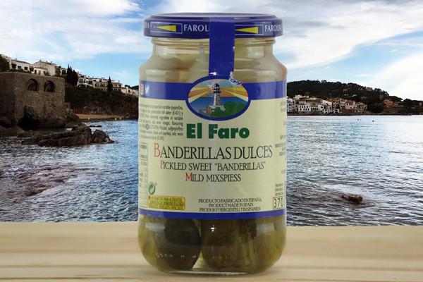 El Faro Banderillas dulce - Mixspieße mild