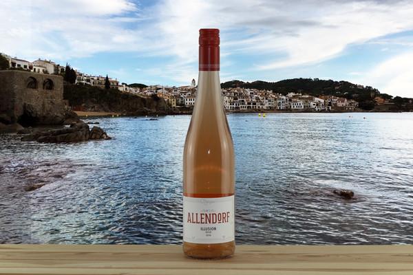 Allendorf - Illusion Rosé halbtrocken