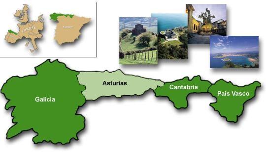 Weinprobe - España verde