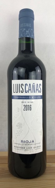 Luis Cañas Cosecha