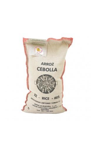 Arroz Redondo Extra 'Cebolla' - Zwiebelreis