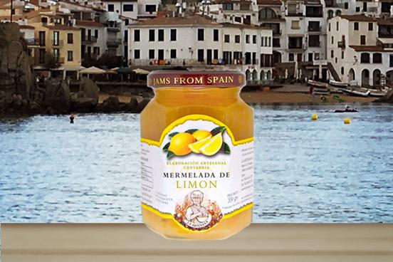 La Artesana Mermelada Limon - Zitronenkonfitüre